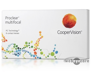 Proclear multifocal, Proclear multifocal contact lenses