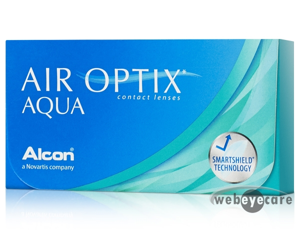 Air Optix Air Optix Breathable Contacts Webeyecare