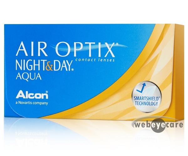 AirOptix Night and Day Contact lens, extended wear