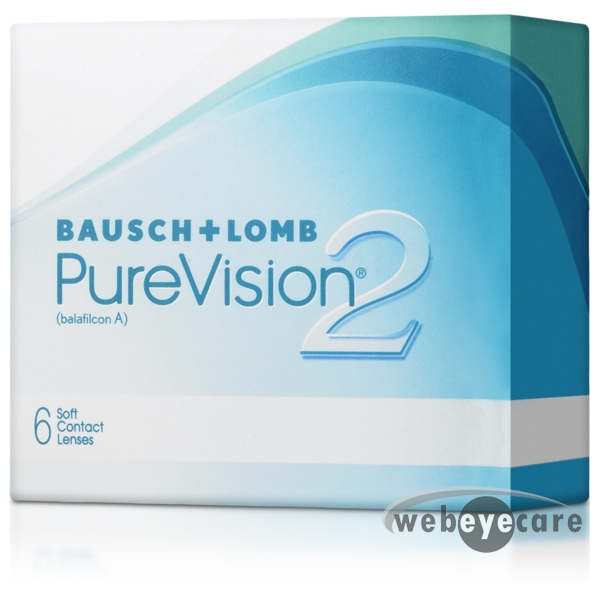Purevision 2 HD, PureVision 2 HD Contact Lenses, PureVision HD, PureVision HD Contacts, PureVision 2 Contacts