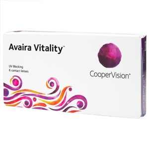 Avaira Vitality contact lenses, moist lenses