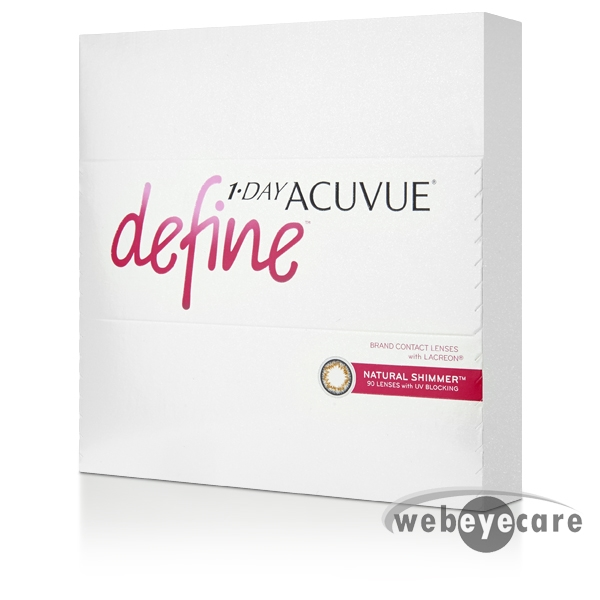 Acuvue 1-day, Acuvue Define - Accent, Acuvue Define - Accent Contact lenses