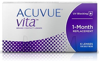 Acuvue Vita Contact Lenses 12 Pack