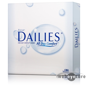Focus Dailies (90 pack)
