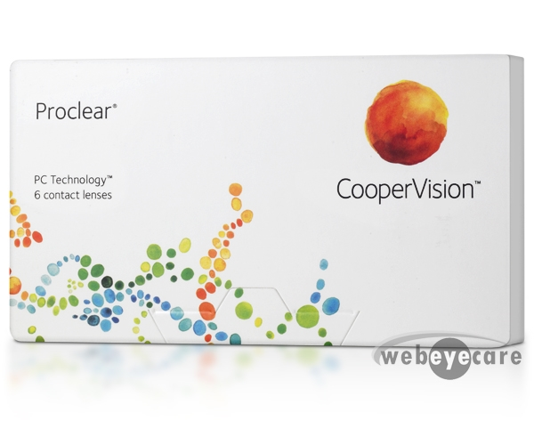 Proclear Compatibles, Proclear Contact Lenses