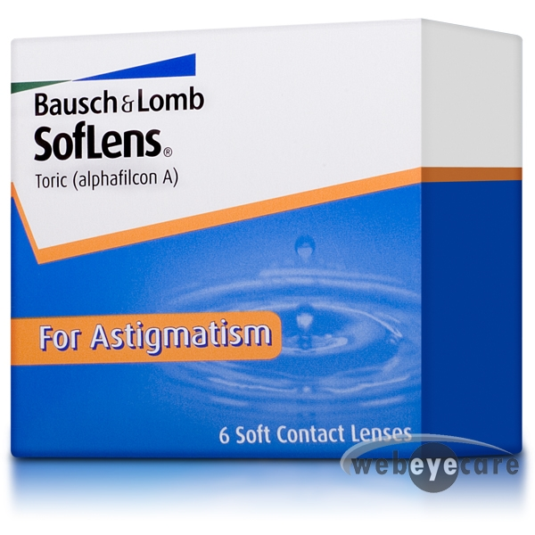softlens toric, soflens for astigmatism, soflen 66 toric, toric contacts