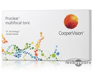Proclear Multifocal Toric (6 pack)
