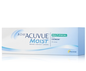 Acuvue 1 Day Moist Multifocal 30pk