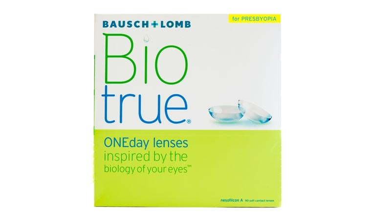 Biotrue ONEday for Presbyopia Contact Lenses